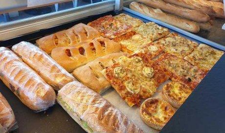 Boulangerie BRESNU - Préparation et vente de sandwichs et pizzas en boulangerie - Chatuzange-le-Goubet