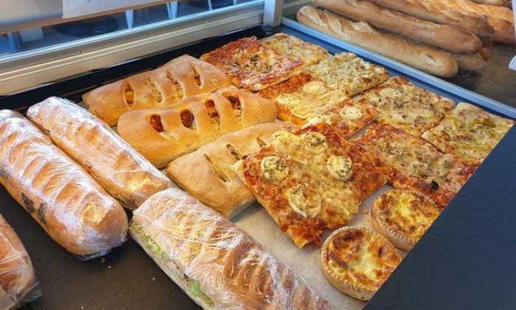 Boulangerie BRESNU - Préparation de sandwichs et pizzas - Chatuzange-le-Goubet